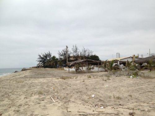 vista en la playa